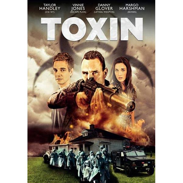 Toxin (DVD) (DVD 2015)