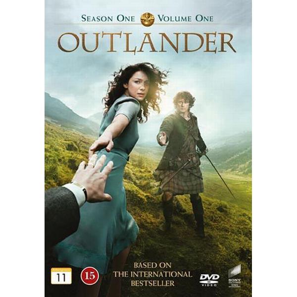 Outlander: Säsong 1:1 (2DVD) (DVD 2014)