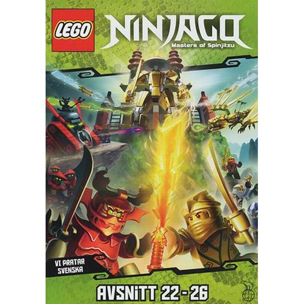 Ninjago 6 (DVD) (DVD 2013)