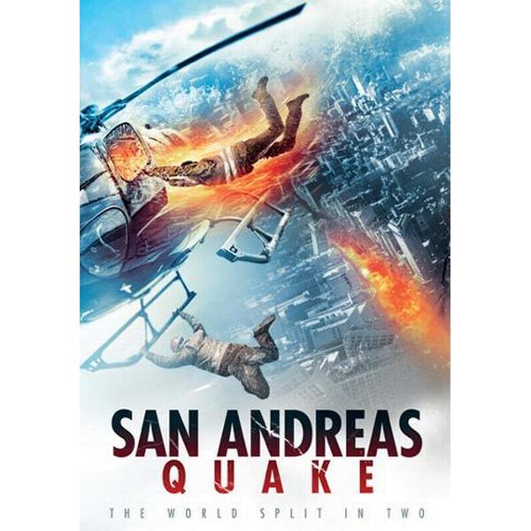 San Andreas quake (DVD) (DVD 2014)