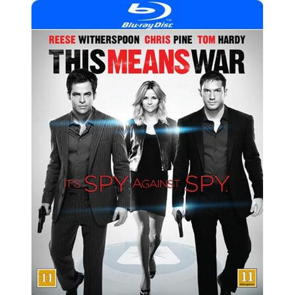 This means war (Blu-ray) (Blu-Ray 2012)
