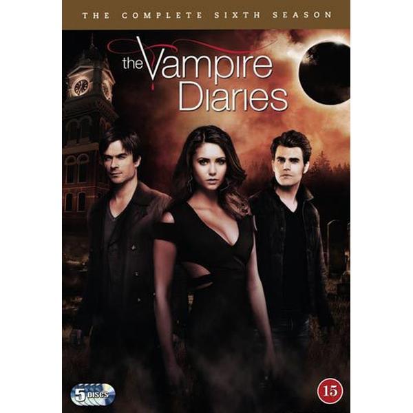 Vampire diaries: Säsong 6 (5DVD) (DVD 2014)