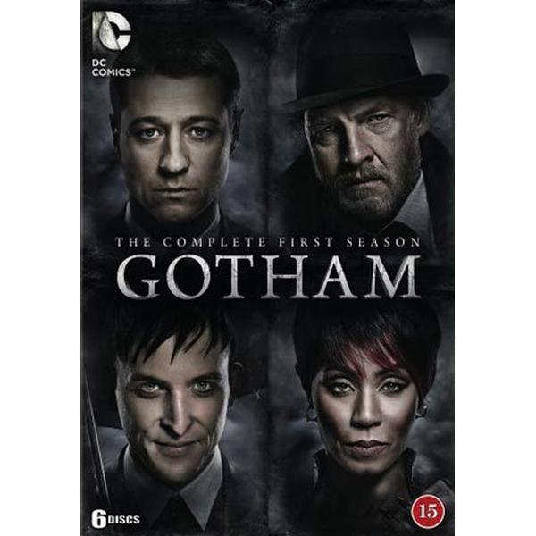 Gotham: Säsong 1 (6DVD) (DVD 2014)