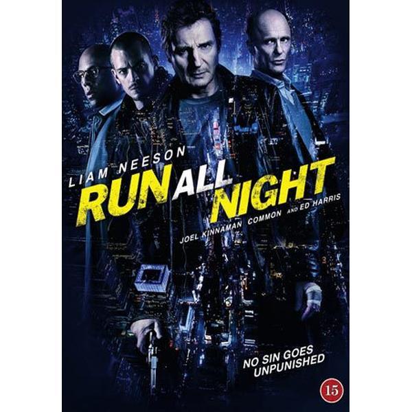 Run all night (DVD) (DVD 2015)