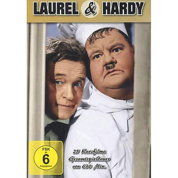 Laurel & Hardy Box (5DVD) (DVD 2015)