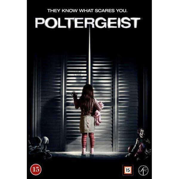 Poltergeist 2015 (DVD) (DVD 2015)