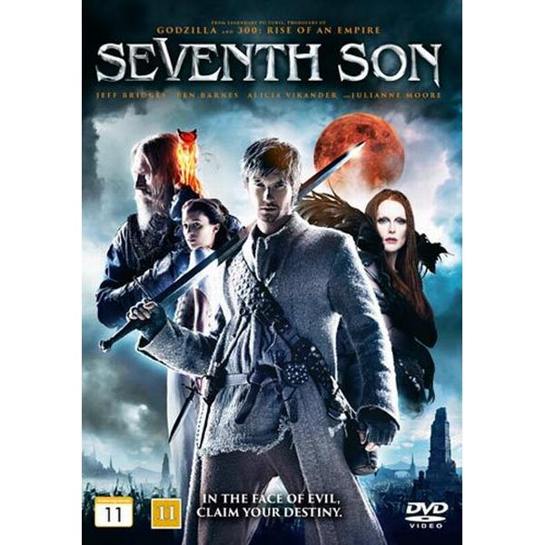 Seventh son (DVD) (DVD 2014)