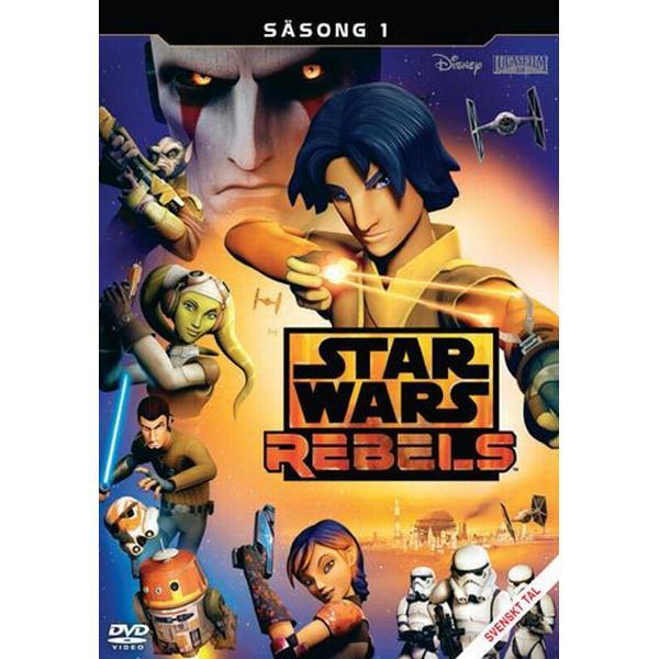 Star Wars Rebels: Säsong 1 (3DVD) (DVD 2015)