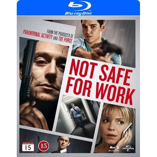 Not safe for work (Blu-ray) (Blu-Ray 2014)