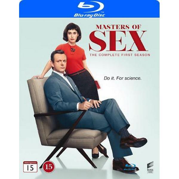 Masters of sex: Säsong 1 (4Blu-ray) (Blu-Ray 2013)