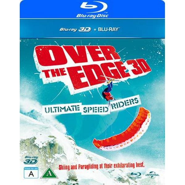 Over the edge 3D (Blu-ray 3D + Blu-ray) (3D Blu-Ray 2012)