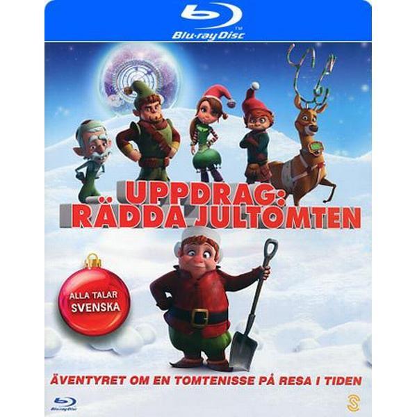 Uppdrag rädda Jultomten (Blu-ray) (Blu-Ray 2013)