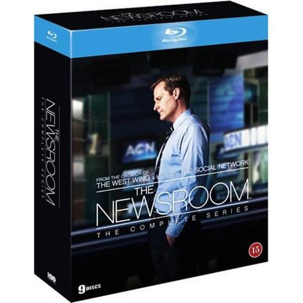 Newsroom: Complete series (10Blu-ray) (Blu-Ray 2015)