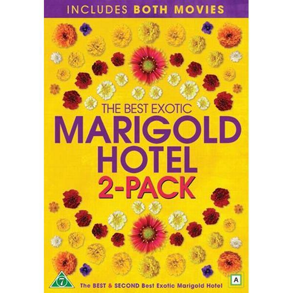 Hotell Marigold 1+2 (2DVD) (DVD 2015)