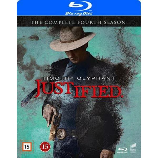 Justified: Säsong 4 (3Blu-ray) (Blu-Ray 2013)