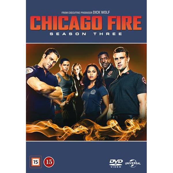 Chicago Fire: Säsong 3 (6DVD) (DVD 2015)