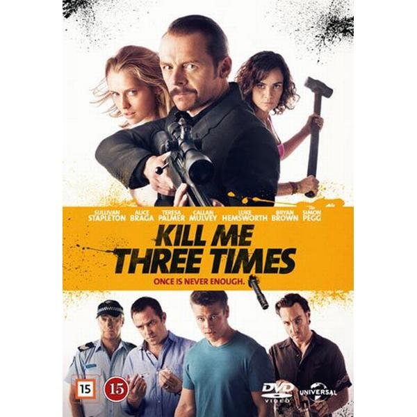 Kill me three times (DVD) (DVD 2014)