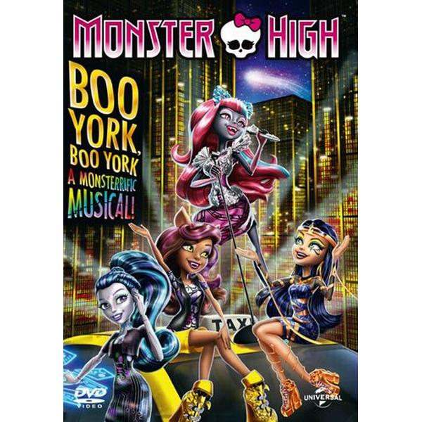 Monster High 9 (DVD) (DVD 2015)