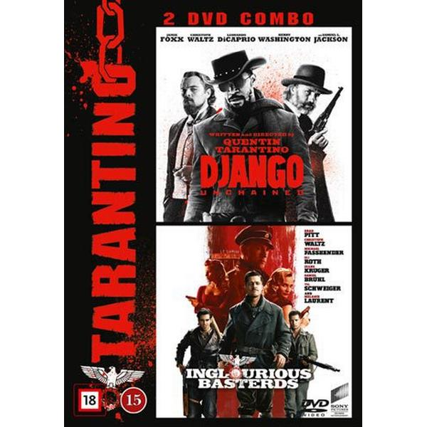 Django unchained + Inglorious basterds (2DVD) (DVD 2015)