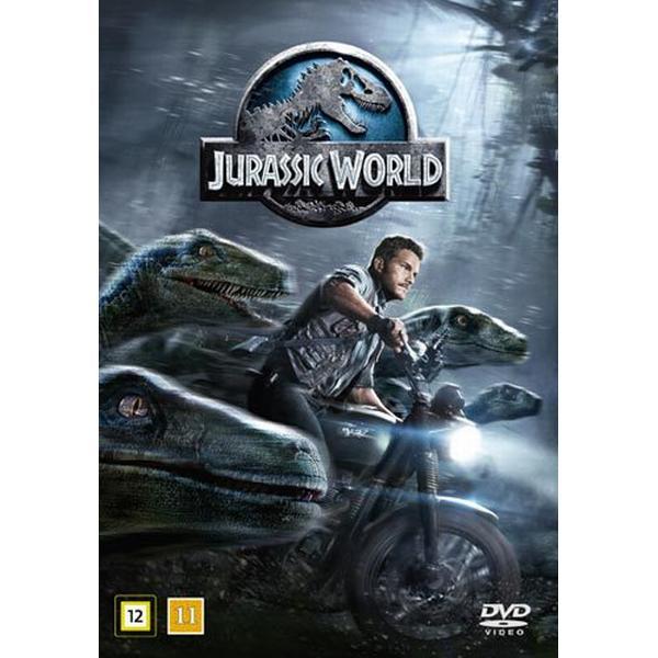 Jurassic World (DVD) (DVD 2015)