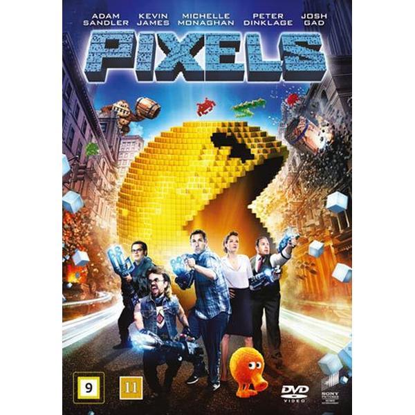 Pixels (DVD) (DVD 2015)