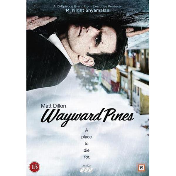 Wayward Pines: Säsong 1 (3DVD) (DVD 2015)