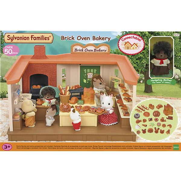 Sylvanian Families Brick Oven Bakery Compare Prices Pricerunner Uk