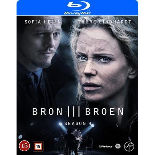 Bron: Säsong 3 (3Blu-ray) (Blu-Ray 2015)