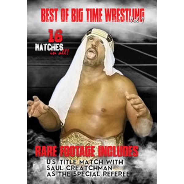 Best Of Big Time Wrestling Vol 1 (DVD) (DVD 2015)