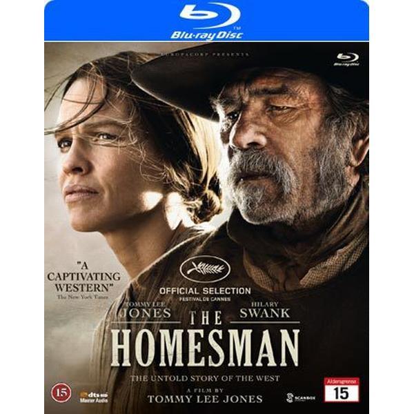 The homesman (Blu-ray) (Blu-Ray 2014)