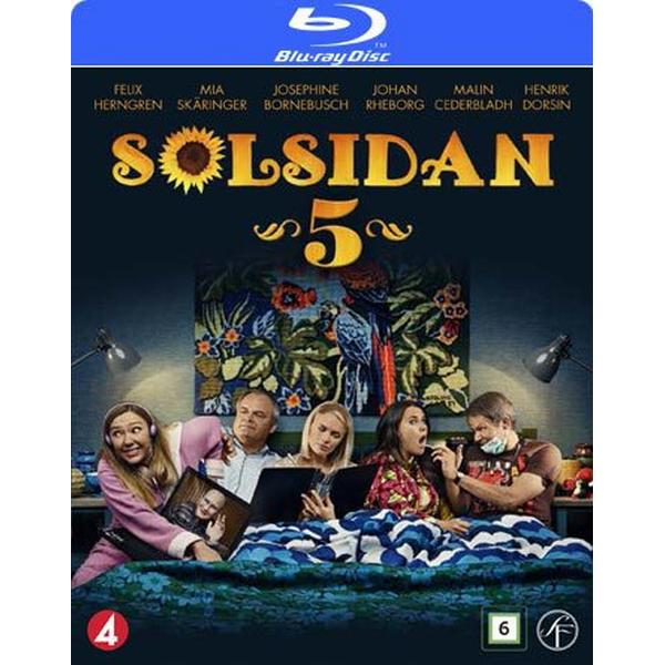 Solsidan: Säsong 5 (Blu-ray) (Blu-Ray 2015)