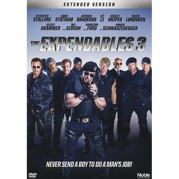 The expendables 3: Extended edition (DVD) (DVD 2014)
