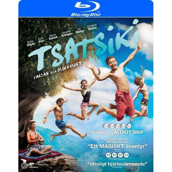Tsatsiki, farsan och olivkriget (Blu-ray) (Blu-Ray 2015)