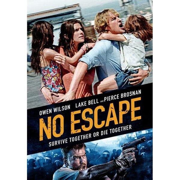 No escape (DVD) (DVD 2014)