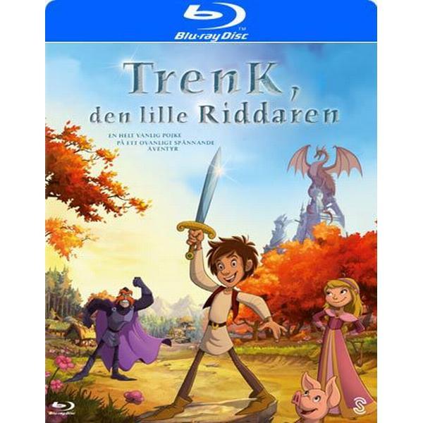 Trenk den lille riddaren (Blu-ray) (Blu-Ray 2015)
