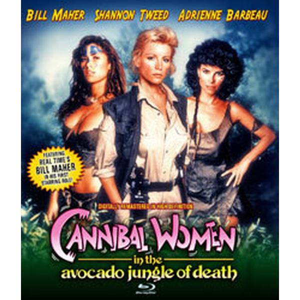 Cannibal Women In The Avocado Jungle (Blu-ray) (Blu-Ray 2016)