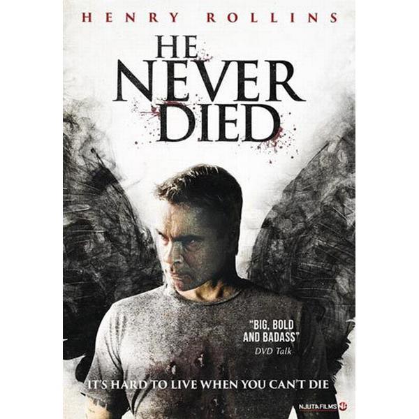 He never died (DVD) (DVD 2015)
