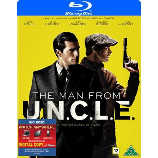 The Man from U.N.C.L.E. (Blu-ray) (Blu-Ray 2015)