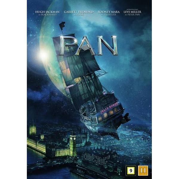Pan (DVD) (DVD 2015)