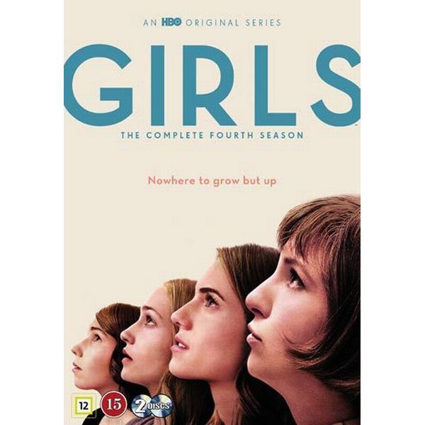 Girls: Säsong 4 (2DVD) (DVD 2015)