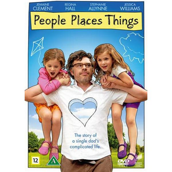 People places things (DVD) (DVD 2015)