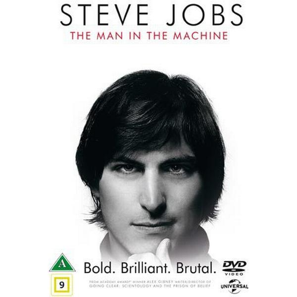 Steve Jobs - Man in the machine (DVD) (DVD 2015)