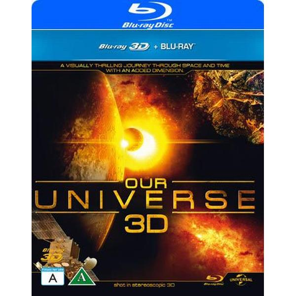 Our Universe 3D (Blu-ray 3D + Blu-ray) (3D Blu-Ray 2012)