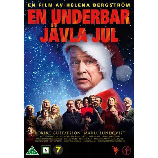 En underbar jävla jul (DVD) (DVD 2015)