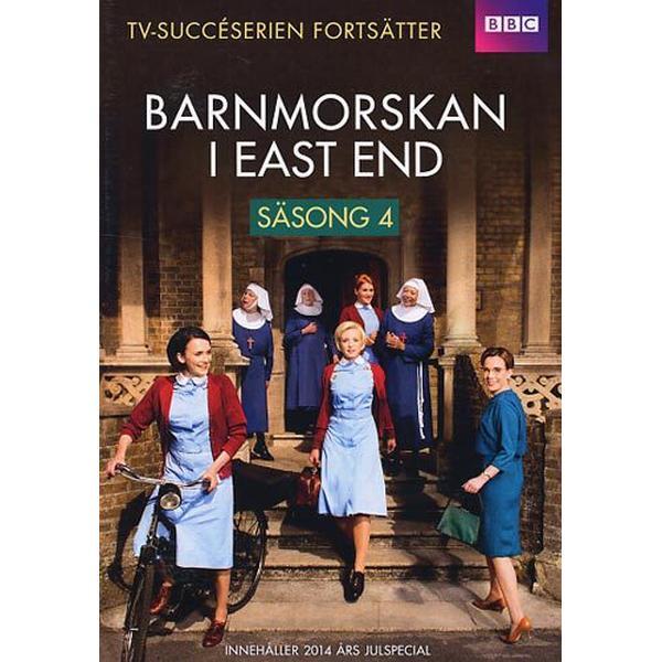 Barnmorskan i East End: Säsong 4 (3DVD) (DVD 2015)