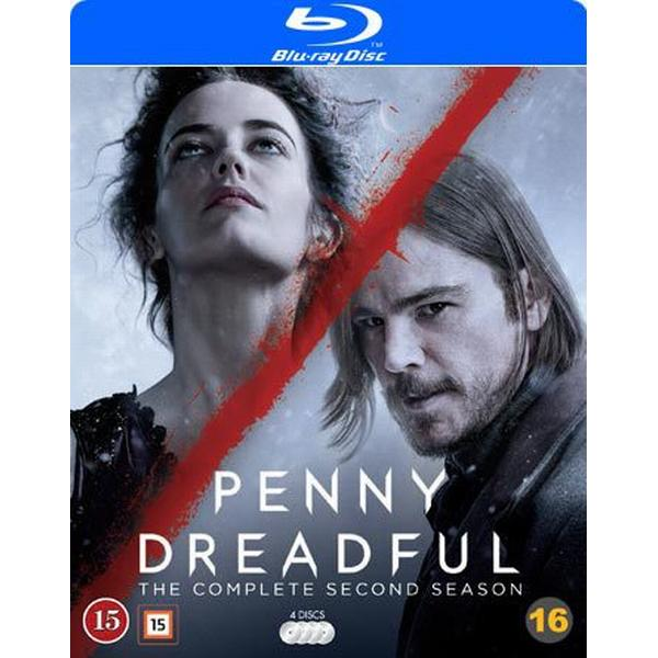 Penny Dreadful: Säsong 2 (4Blu-ray) (Blu-Ray 2015)