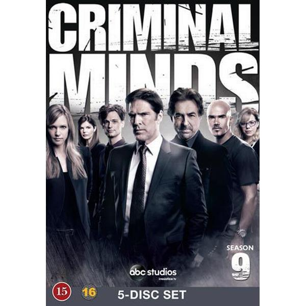 Criminal Minds: Säsong 9 (5DVD) (DVD 2014)