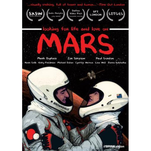 Looking For Life And Love On Mars (DVD) (DVD 2013)