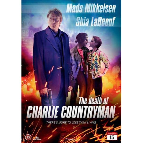 The death of Charlie Countryman (DVD) (DVD 2013)