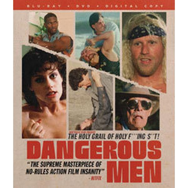 Dangerous Men (Blu-ray + DVD) (Blu-Ray 2016)